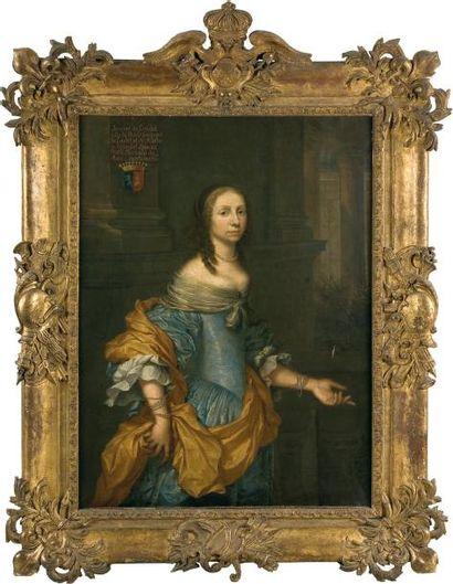 Attribué à Jan MYTENS (1613/14 - 1670)