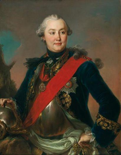 Attribué à Fiodor ROKOTOV (1735 - 1808)