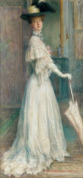 Marie-Louise BRESLAU (1856-1928)