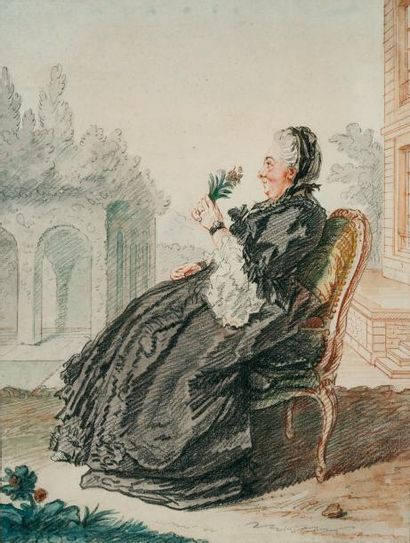 Louis CARROGIS dit CARMONTELLE (1717-1806)