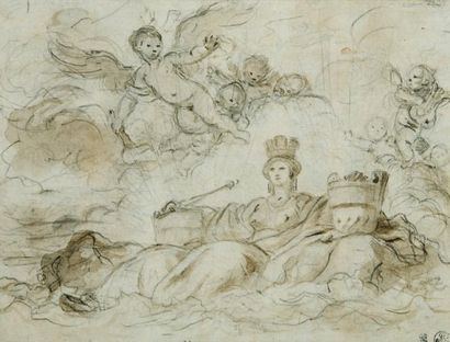 Jean Honoré FRAGONARD (1732-1806)