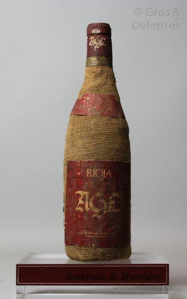 1 bouteille Espagne - RIOJA