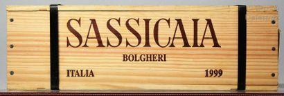 1 magnum Italie - SASSICAIA - Tenuta San...