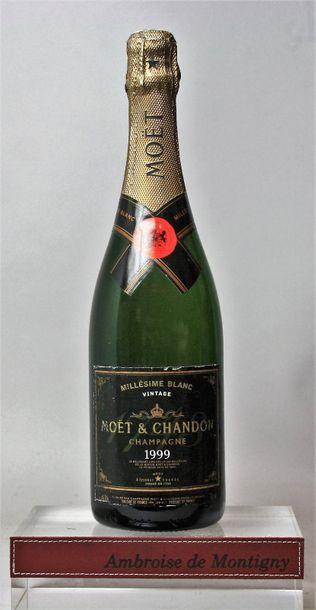 1 bouteille CHAMPAGNE MOËT & CHANDON 1999...