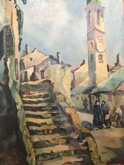 P. André (XXème siècle)