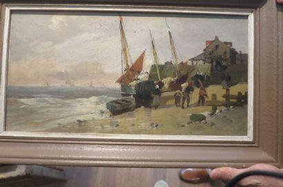 ECOLE FRANCAISE DU XIXème siècle