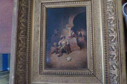 Enrique Atalaya (Murcia 1851 - Paris 1913)