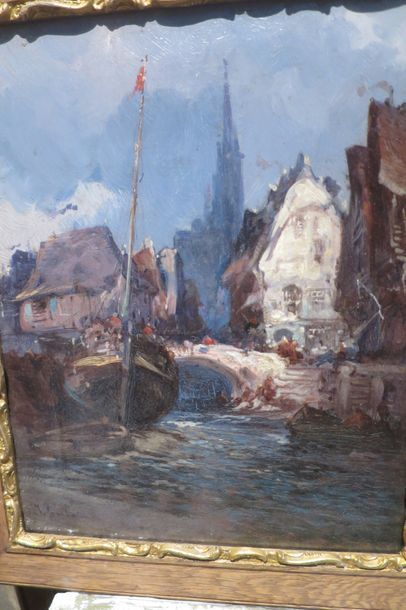 Paul Denarie dit Jean Sorlain (1859-1942)