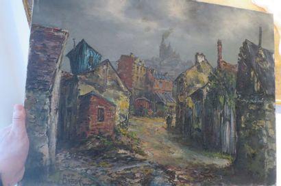 Raymond Besse (Niort 1899 - Candé sur Beuvron 1969)