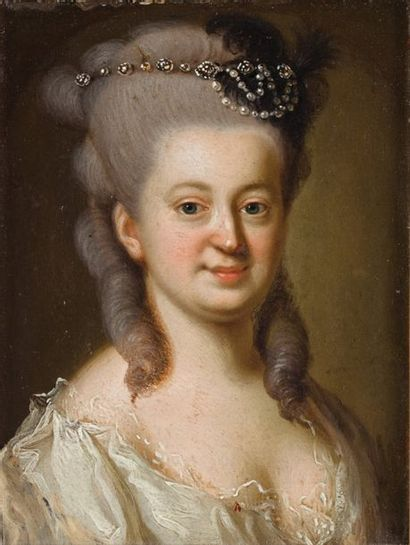 Anton HICKEL (1745-1798), École Autrichienne