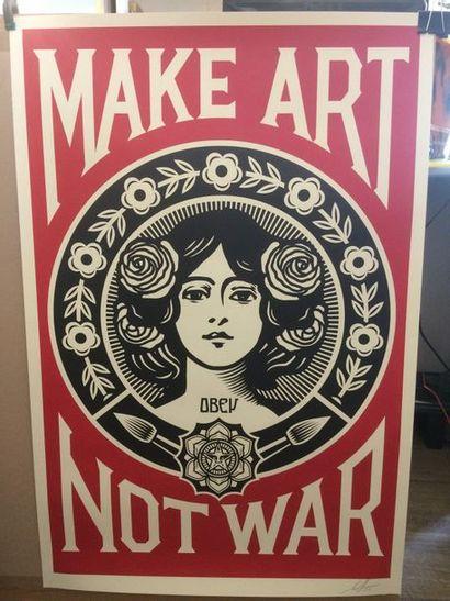 Make Art Not Work