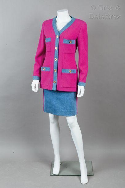CHANEL Boutique Collection Automne/Hiver 1991-1992
