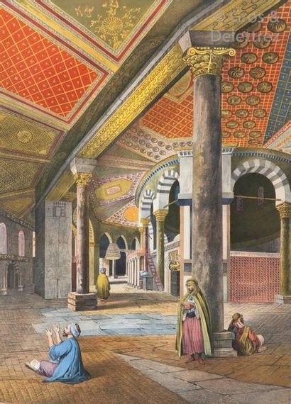 PARIS (François-Edmond). Souvenirs de Jérusalem....