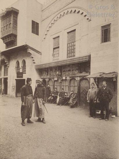 DELORT DE GLEON (Alphonse). La Rue du Caire....