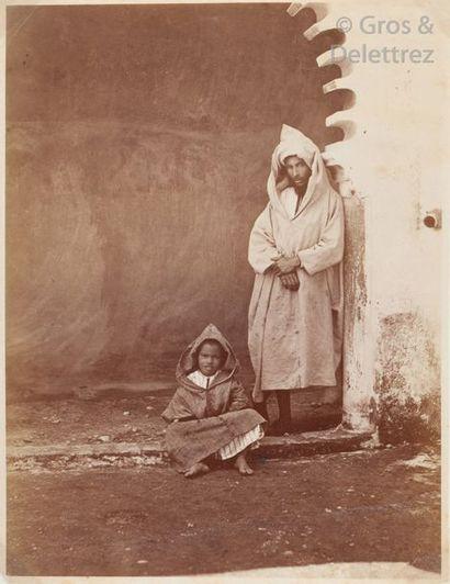 George Washington Wilson (1823-1893)  Maroc,...