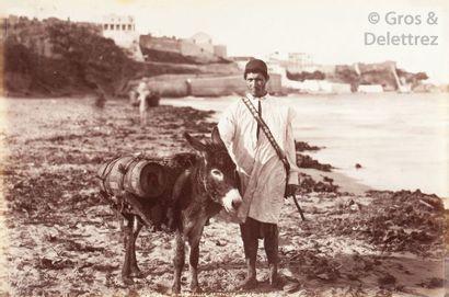 James Valentine (1815-1880)  Maroc, c. 1875....