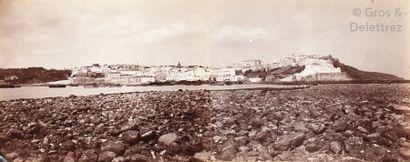 A. Cavilla  Maroc, c. 1880-1890.  Grand Moorish...