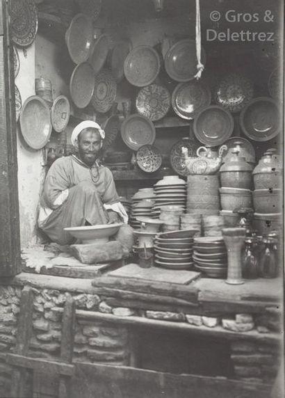 Marcelin Flandrin (1889-1957)  Maroc, c....