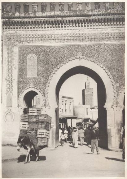 Photographe non identifié  Maroc, c. 1955....