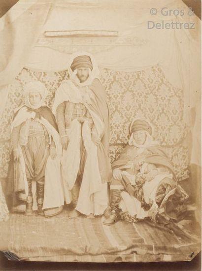 Félix Moulin (1802-1879)  Algérie, c. 1856....