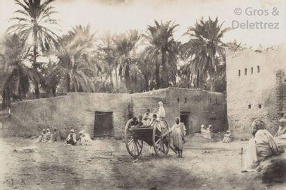 Photographe non identifié  Algérie, c. 1900-1910.  Constantine. Timgad. Lambèse....