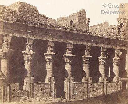 Robert Murray (1822-1893)  Égypte, c. 1852-1857....