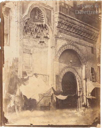 Édouard Athanase Jarrot (1835-1873)  Égypte,...