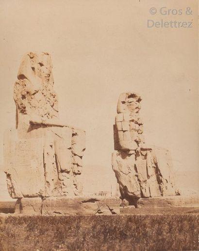 Édouard de Campigneulles (1826-1879)  Égypte,...