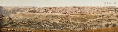Photoglob Zurich  Palestine, c. 1890-1900....