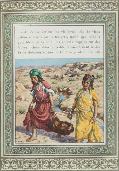 DINET Etienne et Sliman BEN IBRAHIM. El Fiafi...