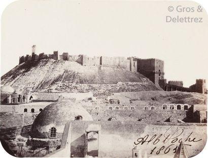 Albert Poche  Syrie, 1865.  Alep et ses environs....