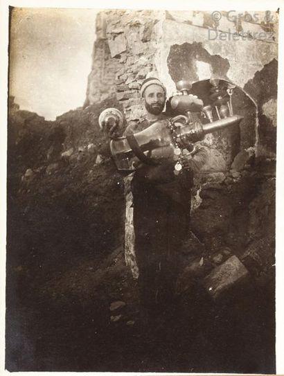 F. Legrand  Syrie, Damas, 1926-1927.  La...