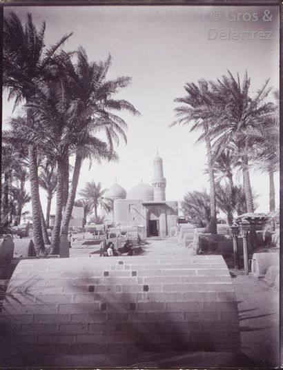 Photographe non identifié  Irak, c. 1900....