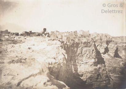 Photographe amateur allemand  Yémen, c. 1910....