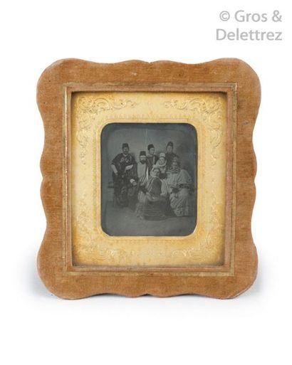Photographe non identifié  Famille ottomane,...