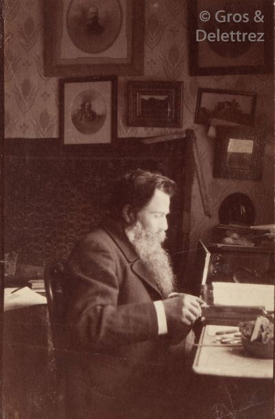 Dmitri Ivanovitch Ermakov (1846-1916)  Dmitri...