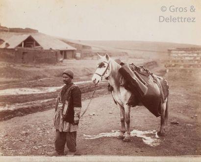 Dmitri Ivanovitch Ermakov (1846-1916)  Géorgie....