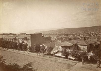Dmitri Ivanovitch Ermakov (1846-1916)  Géorgie. Caucase, c. 1880.  Tbilissi. Église...