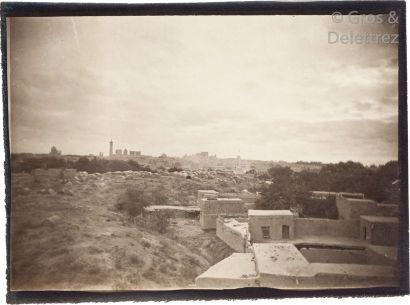 Paul Nadar (1856-1939)  Voyage au Turkestan. Août-Novembre 1890.  Boukhara.  L'émir...