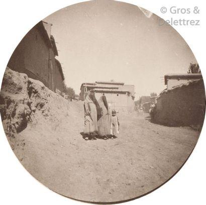 Paul Nadar (1856-1939) Voyage au Turkestan....