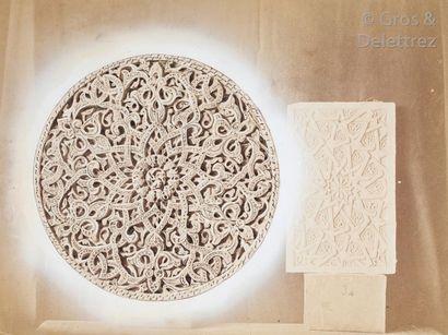 Photographe no identifié  Art islamique,...