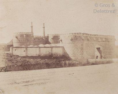 Mendel Diness (1827-1900) - Luigi Pesce (1828-1864) Palestine. Iran, c. 1857-1858....