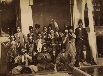 Antoine Sevruguin (1830-1933)  Perse (Iran),...