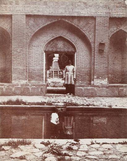 Photographe amateur de la British Legation à Téhéran  Perse (Iran), c. 1909.  Téhéran....
