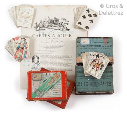 Henry-René d'Allemagne (1863-1950)  Cartes...