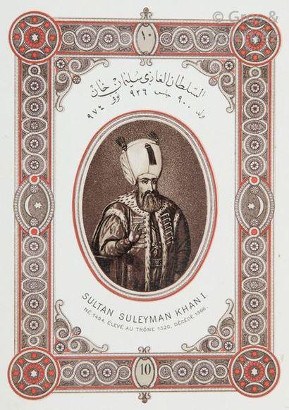 (AL-SHIDYAQ) Selim Faris Effendy. Abd'a ma-kan...