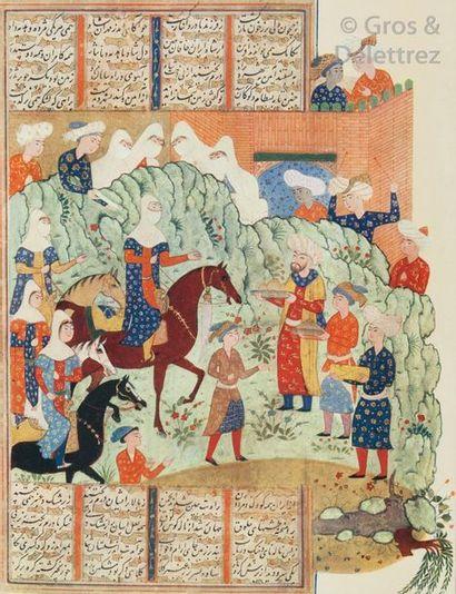 ALLEMAGNE (Henry-René d'). Du Khorassan au...