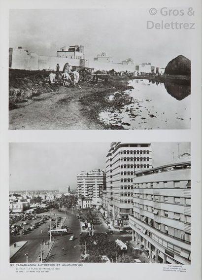 FLANDRIN & DIAS. Casablanca de 1889 à nos...