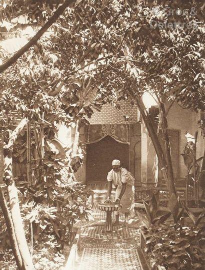 GALLOTTI Jean & LAPRADE (Albert). Le jardin...