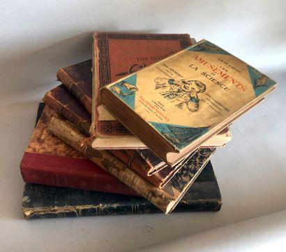 Littérature du XIXème siècle: Illustrations,...